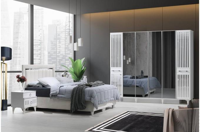 Sarvonni - Gümüş Yatak Odası www.sarvonni.com